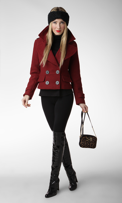 Zappos.com Ensemble: Dressed In Holiday Style