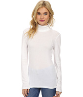 Splendid - 1x1 Long Sleeve Turtleneck