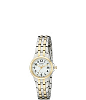 Citizen Watches - EW1544-53A Eco-Drive Silhouette Sport Two-Tone Watch