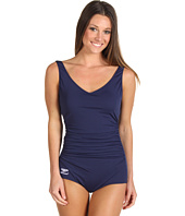 Speedo - Side Shirred Tank One Piece