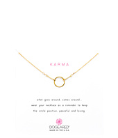 Dogeared - Karma Necklace 16 inch
