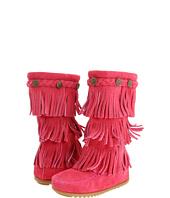 Minnetonka Kids - 3-Layer Fringe Boot (Toddler/Little Kid/Big Kid)