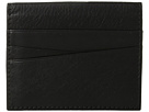 Nappa Vitello Collection - Front Pocket Wallet w/ Magnetic Clip