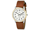 Easy Reader Brown Leather Watch #T20011