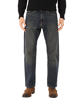 Nautica - Medium Wash Crosshatch Jean in Rigger Blue