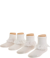 Jefferies Socks - Sisters 4-Pack (Infant/Toddler/Little Kid/Big Kid)
