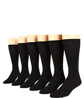Ecco Socks - Dress Cushion Mercerized Cotton - 6 pack