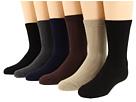 Rib Crew Sock Six Pair Pack (Infant/Toddler/Little Kid/Big Kid/Adult)