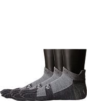 Injinji - Run Lightweight No Show Nuwool 3 Pair Pack