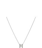 Roberto Coin - Roberto Coin Diamond Initial Necklace