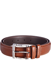 Florsheim - Pebble Grain 32mm Leather Belt