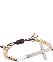 Lucky Brand - Qwik Group Cross Beaded Bracelet