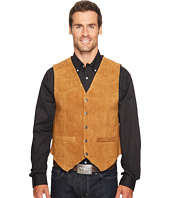 Scully - Rugged Calf Suede Vest