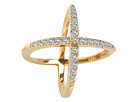 Windrose Pave Ring