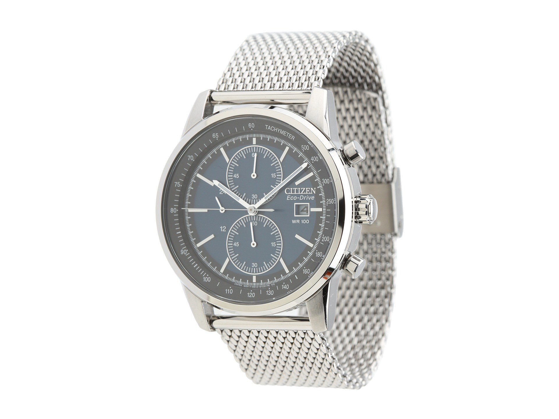 Citizen Watches At8020 03l Eco Drive Blue Angels World Chronograph A T Watch