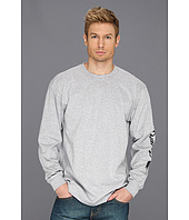 Carhartt - Big & Tall Signature Sleeve Logo L/S Tee