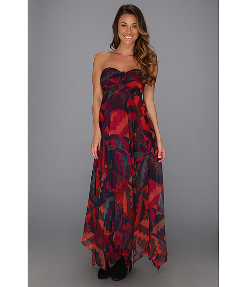 Roxy Sea Siren Tube Maxi Dress - Zappos
