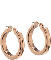 GUESS - Small Wide Hoop Earring