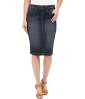 Blank NYC - Denim Pencil Skirt in Denim Blue
