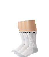Ariat - Ariat Mid-Calf Sport Sock 3-Pack