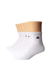 adidas - Athletic 6-Pack Quarter Socks