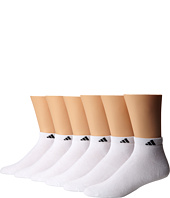 adidas - Athletic 6-Pack Low Cut Socks