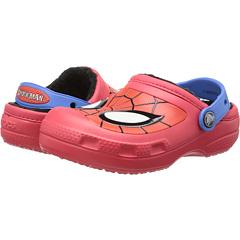 Crocs Kids Creative Crocs Spiderman Fuzz Lined
