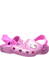 Crocs Kids - Hello Kitty® Glitter Clog (Toddler/Little Kid)