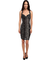 Jean Paul Gaultier - Colored Panther Polka Dot Tulle Bustier Dress