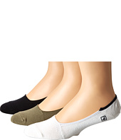 Sperry - Skimmers Solid 3 Pack