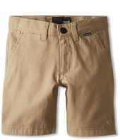 Hurley Kids - One & Only Twill Short (Little Kids)