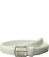 Stacy Adams - 30mm Pinseal Leather Belt X