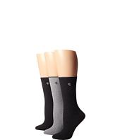 LAUREN Ralph Lauren - Tipped Rib Trouser 3 Pack