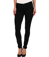 Paige - Verdugo Ultra Skinny in Black Shadow