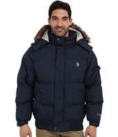 U.S. POLO ASSN. - Short Snorkel Coat w/ Small Pony