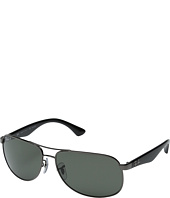 Ray-Ban - RB3502 Polarized 61mm