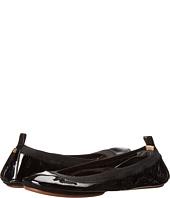Yosi Samra - Samara Soft Patent Leather Fold Up Flat