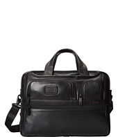 Tumi - Alpha 2 - Expandable Organizer Laptop Leather Brief