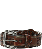 Ariat - Tapered Embossed Inlay Belt
