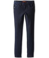 7 For All Mankind Kids - Skinny Jean in Indigo Ponte Knit (Big Kids)