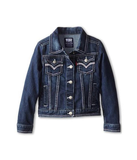 Levi's® Kids Tanya Thick Stitch Denim Jacket (Big Kids)