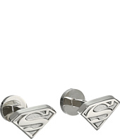 Cufflinks Inc. - Silver Superman Shield Cufflinks