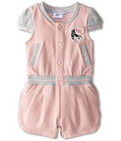Little Marc Jacobs - Roller Fleece Romper (Infant)