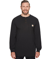 Carhartt - Big & Tall Workwear Pocket L/S Henley