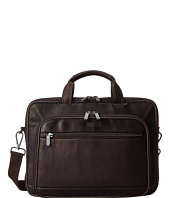 Kenneth Cole Reaction - A Golden Op-Port-Unity Colombian Leather Laptop Brief