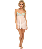 Hanky Panky - Embroidery Babydoll w/ G-String