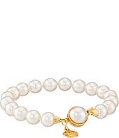 Majorica - 1 Row 8mm Pearl Bracelet