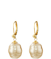 Majorica - 12mm Baroque Pearl Drop Earrings