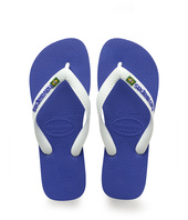 Havaianas Kids - Brazil Logo Flip Flops (Toddler/Little Kid/Big Kid)