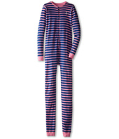 Hatley Kids - Anchor Stripes Union Suit (Toddler/Little Kids/Big Kids)
